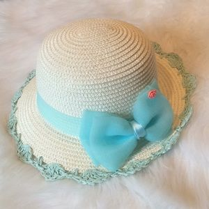 Other - Girls Sun Hat - Easter, Beach, Sun